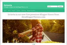 Octavia Blogger Theme