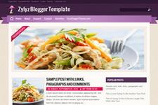 Zylyz Blogger Theme