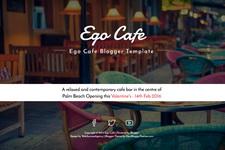 Ego Cafe Blogger Theme
