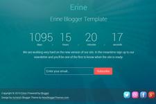 Erine Blogger Theme