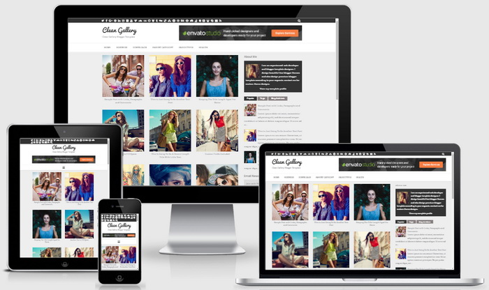 Showcase blogger template | blogger themes and blogger templates.