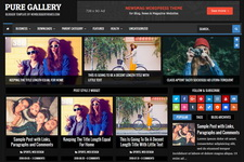 Blogger image gallery